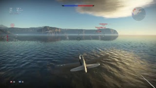 War Thunder |PS4 Gameplay | There They Go Into The Wild Blue Yander|