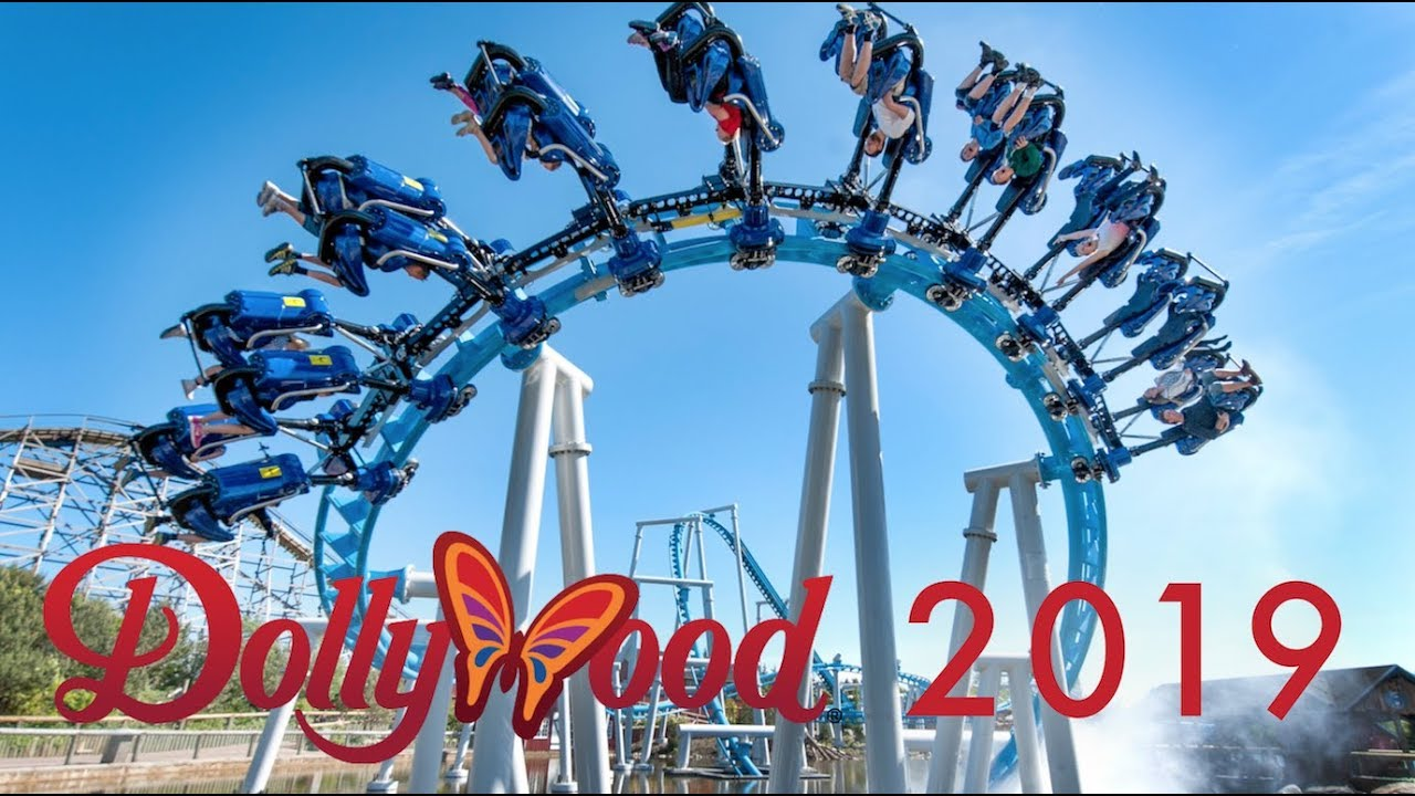new dollywood expansion revealed new coaster 8 new rides and more
