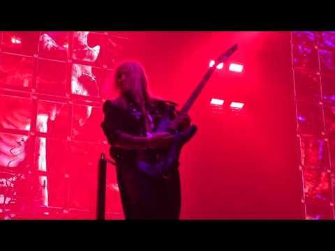 Trans-Siberian Orchestra 11/19/17: 26 - The Mountain - WilkesBarre,PA 2:30pm TSO Chris Caffery