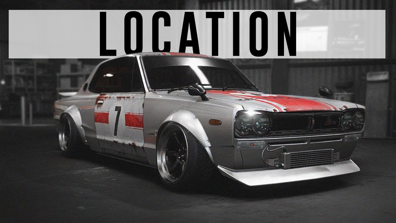 nfs payback skyline 2000 gt r location and customization youtube. Black Bedroom Furniture Sets. Home Design Ideas