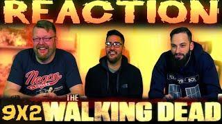 The Walking Dead 9x2 REACTION!!