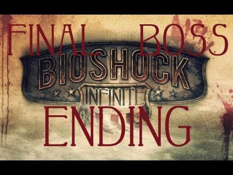 Bioshock Infinite : Last Battle + Ending ( 1999 Mode & After Credits ) 1080p