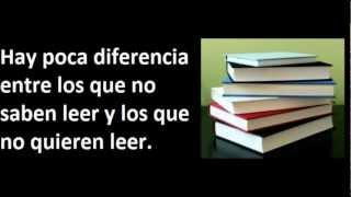 frases para fomentar la lectura