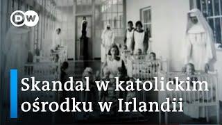Irlandia. Odkryto kości 800 małych dzieci