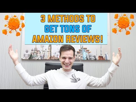 The BEST Way To Get Amazon Reviews In 2018! How To and Step By Step Tutorial!