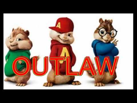 Tommy Lee Sparta  - Outlaw - Chipmunks Version