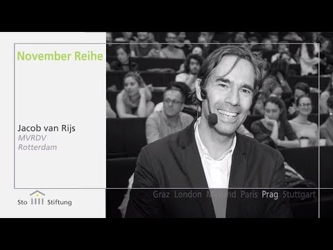 #NovemberReihe 2017 in Prag   Interview mit Jacob van Rijs