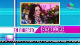 Comunicación con la Vicepresidenta Compañera Rosario Murillo, 17 de enero de 2019
