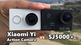 Xiaomi Yi Action Camera vs SJ5000+ (SJ5000 Plus)