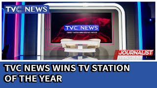 Gambar cover TVC News wins TV Station of the Year for the Second Time