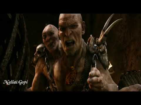 Tamil Hollywood Jack The Giant Slayer Movie In The Mass Scene 💙❤️💚💜💚💙❤️💚💜❤️