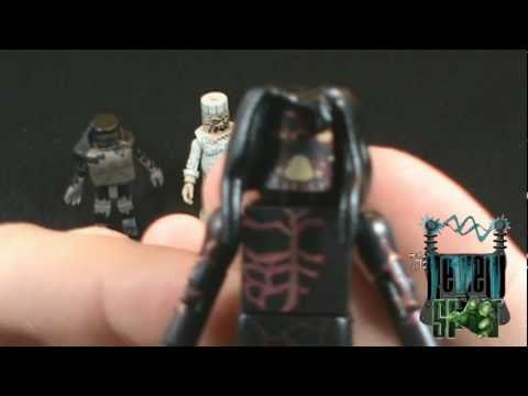 Ghostbusters Minimates TRU Wave 2 Dr Ray Stantz /& Stay Puft Marshmallow Man