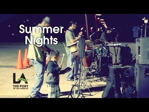 Port of Los Angeles: Wilmington Waterfront Summer Concert