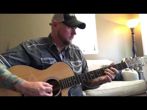 His Name Is Jesus- Cody Johnson (acoustic Sing Along Cover) (lyrics In Description)