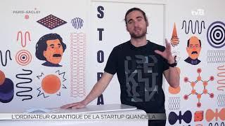 Yvelines | Des calculs quantiques avec de la lumière avec la startup Quandela