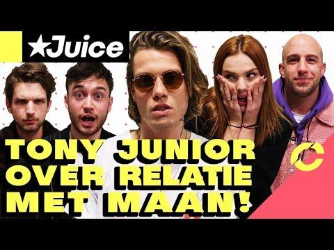 TONY JUNIOR HEEFT GEVOELENS VOOR MAAN! | JUICE - CONCENTRATE