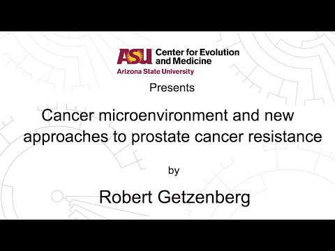 Cancer microenvironment and new approaches to prostate cancer resistance | Robert Getzenberg | CEM