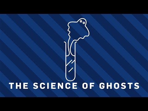 The Science of Ghosts - Brit Lab