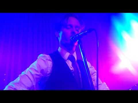 Tom Schilling & The Jazz Kids - Schwer dich zu vergessen (Live @ Ballhaus Berlin, 09.10.16)