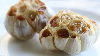 Roasted Garlic Without A Hot Oven  ~ Noreen