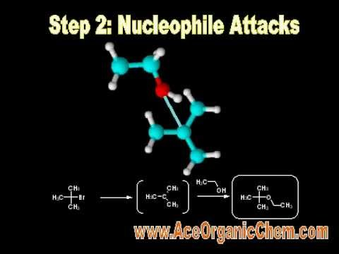 how to know if electrophile or nucleophile