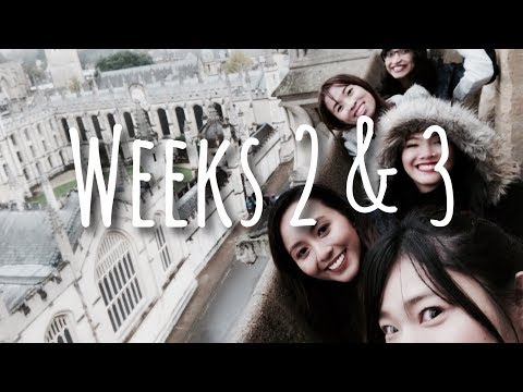 Malie in the UK | Weeks 2 & 3: Goose Fair & Oxford!