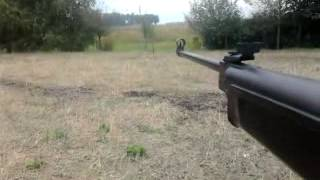 Стрельба Иж 38 с пружиной от мр 512