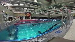 Espoon Leppävaaran uimahallin koekäyttö