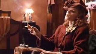 Emily Lloyd smoking in movie Chicago Joe and the Showgirl