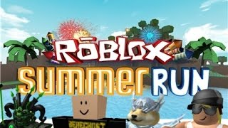 Family Game Nights Plays: Roblox - Death Run Summer Run Snapple FTW (PC)