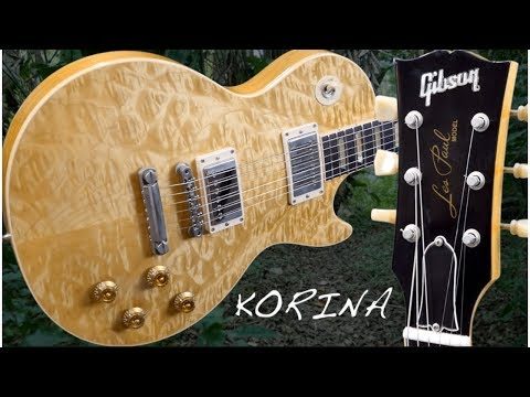 why-is-limba-sacred?-1998-gibson-custom-shop-korina-les-paul-custom-standard-quilt-top-|-review-demo
