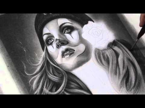 serie-de-desenho-preto-e-branco-#4