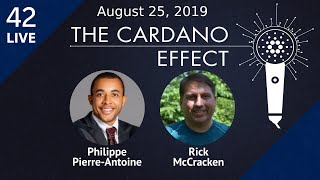 Cardano Community Weekly Recap August 25, 2019 | TCE 42