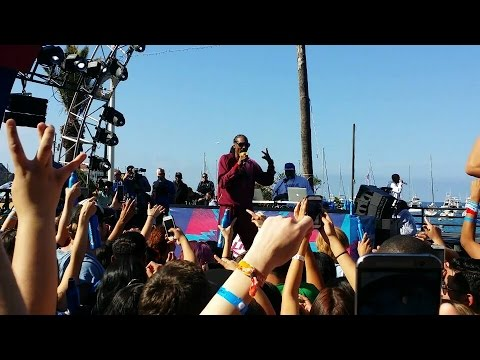 Bud Light whatever USA 2.0 Catalina Island Snoop D