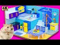 HOW TO MAKE ❤️ DIY MINIATURE HOUSE #34 ❤️  Build New House With Bedroom, Bathroom, Kitchen For Pet
