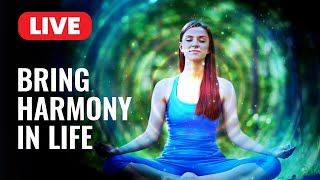 Bring Harmony in Life: Native American Flute, Healing Music,  Boost Positive Energy - Binaural Beats