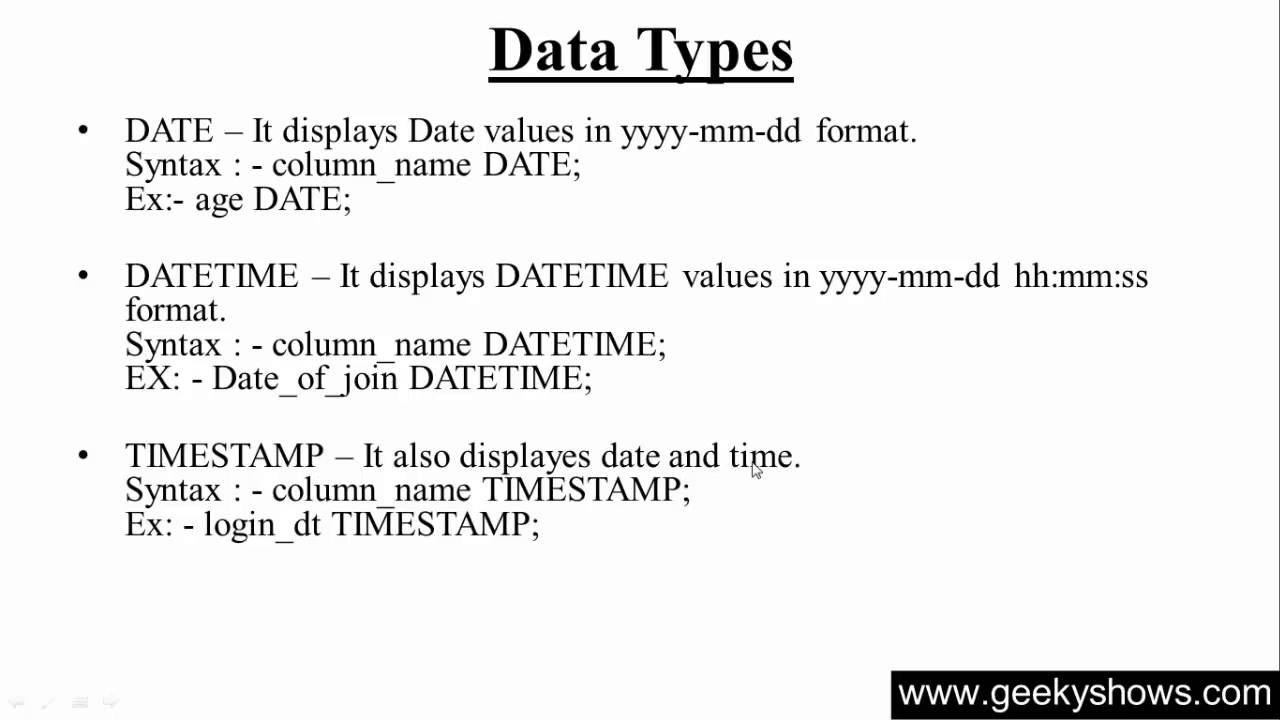 how to change datatype in sql