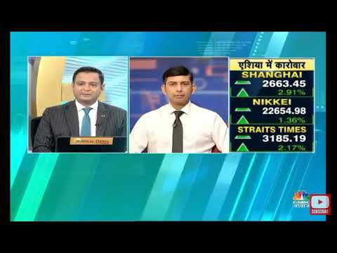 Udayan Mukherjee views on Nifty rally, State election and trade war