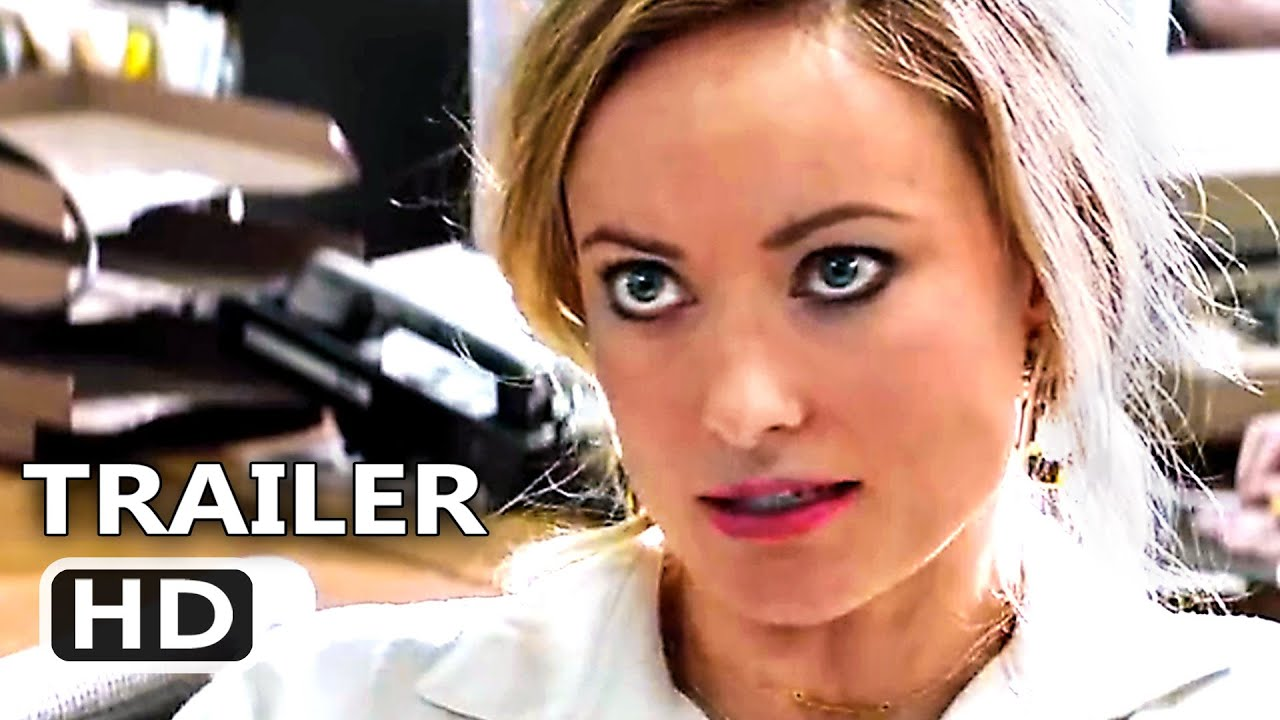 RICHARD JEWELL Official Trailer (2019) Clint Eastwood, Olivia Wilde, Thriller Movie HD