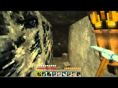 PRE RECORDED Minecraft Live Stream - strip mining 3
