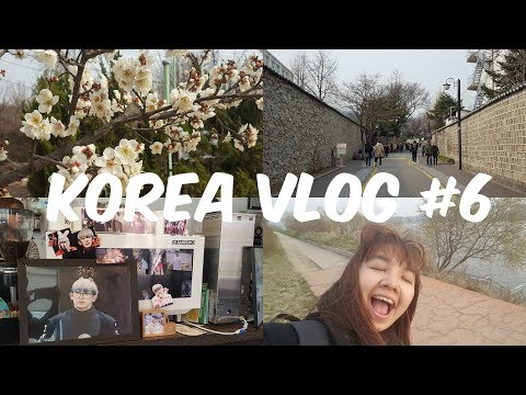 2017 KOREA VLOG #6 (BUKCHON HANOK VILLAGE, GOBLIN FILMING SITES, WONHO'S MUM'S CAFE, HAN RIVER)