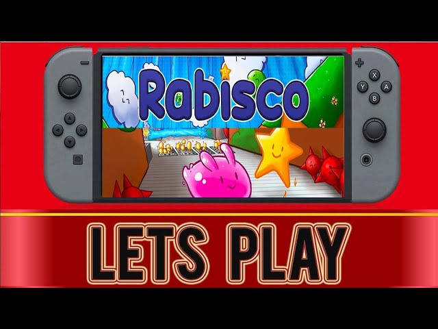 Rabisco+ Nintendo Switch