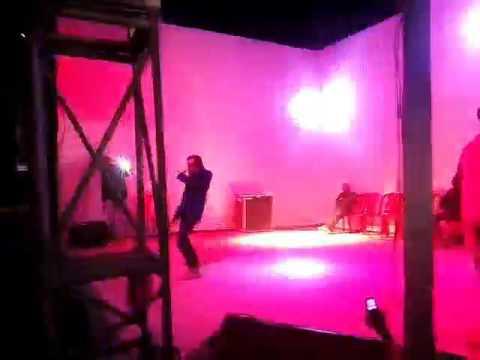 Birsa munda jayanti me puchna ka stage dhamaal