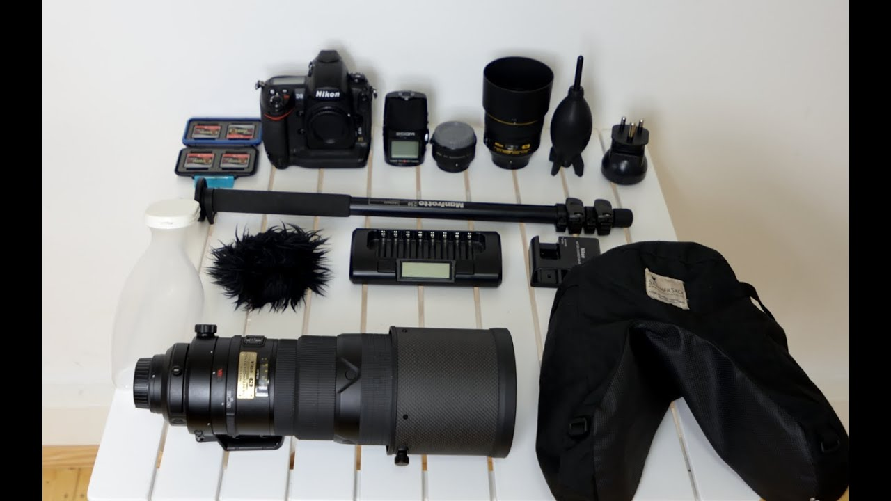 Wildlife photography equipment [ What to take for a safari ...