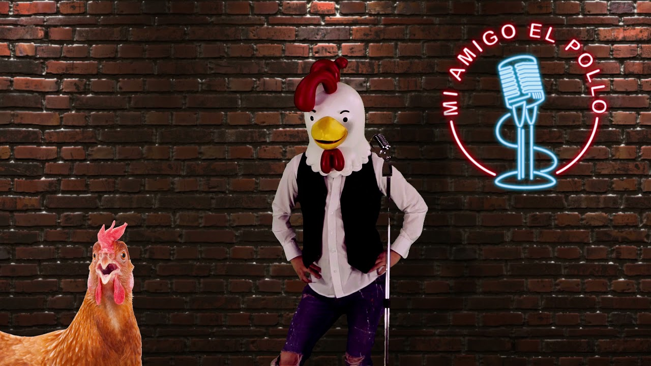 Cómo robarse el show en una fiesta |Mi Amigo El Pollo |A Comer Pollo