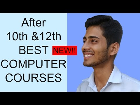 COMPUTER COURSES After 12th any stream | COMPUTER COURSES FOR BEGINNERS | #7 | CREATE YOUR IDENTITY