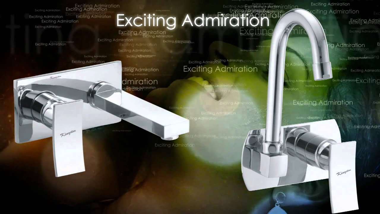 Bathroom fitting manufacturers - Kingston Bath Fittings In India Artefacts Collection Youtube