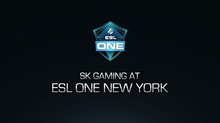 In the crosshairs: SK at ESL One New York
