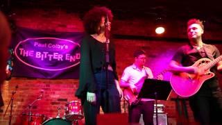 Amalia Watty live at THE BITTER END