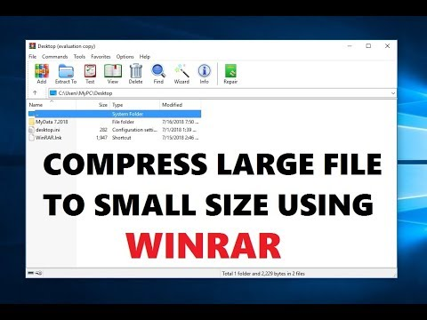 compress file using winrar command line
